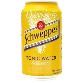 Schweppes Tonic 0,33l CAN 1/24