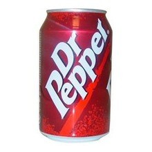 Dr. Pepper 0,33I CAN 1/24