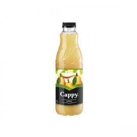 Cappy PET 1L Körte 33% 1/6